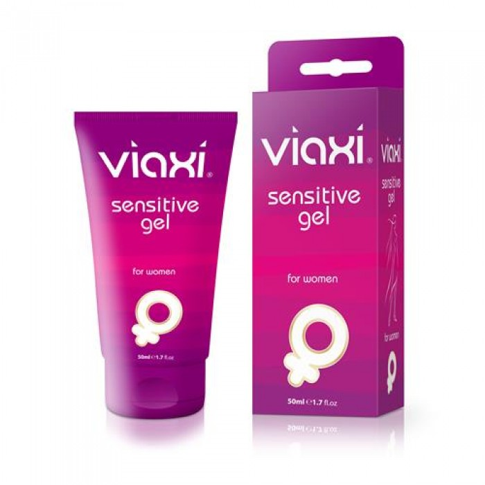 Viaxi Sensitive Gel - Orgazm Jeli 50 ml